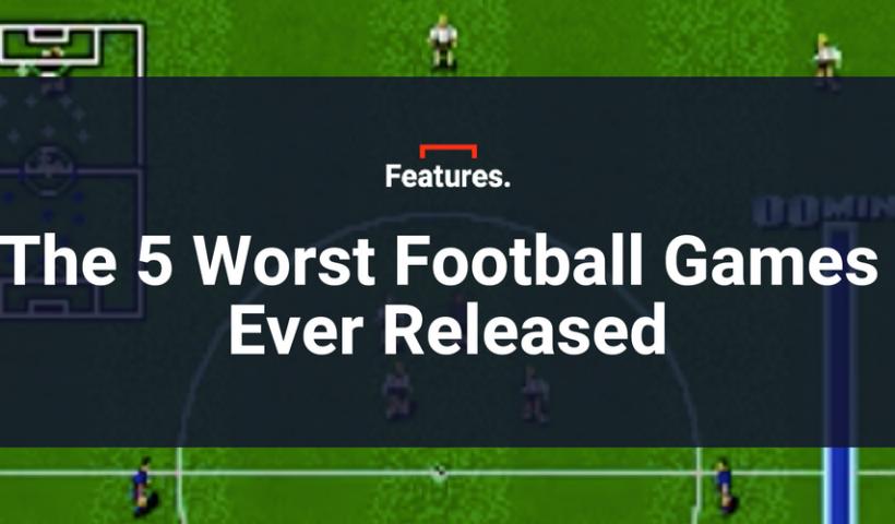 5 football games