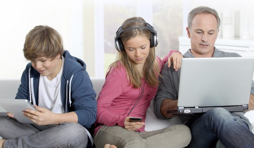 Parenting in the age of Technology