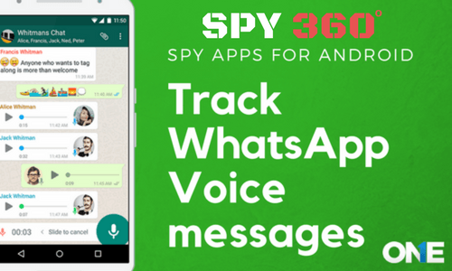 Whatsapp Spy Software to Listen to Whatsapp Voice Messages