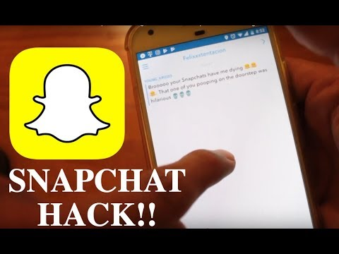 How to Hack Snapchat Messages?