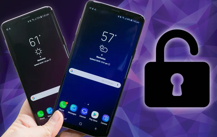 How to Hack Samsung Galaxy S9 Plus |