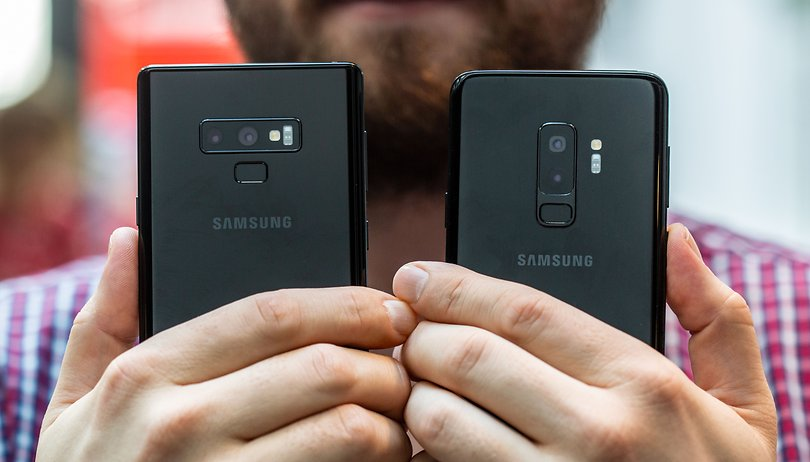 Note 9 is the reason why you should sell your Samsung galaxy s8 plus - Go Bigger