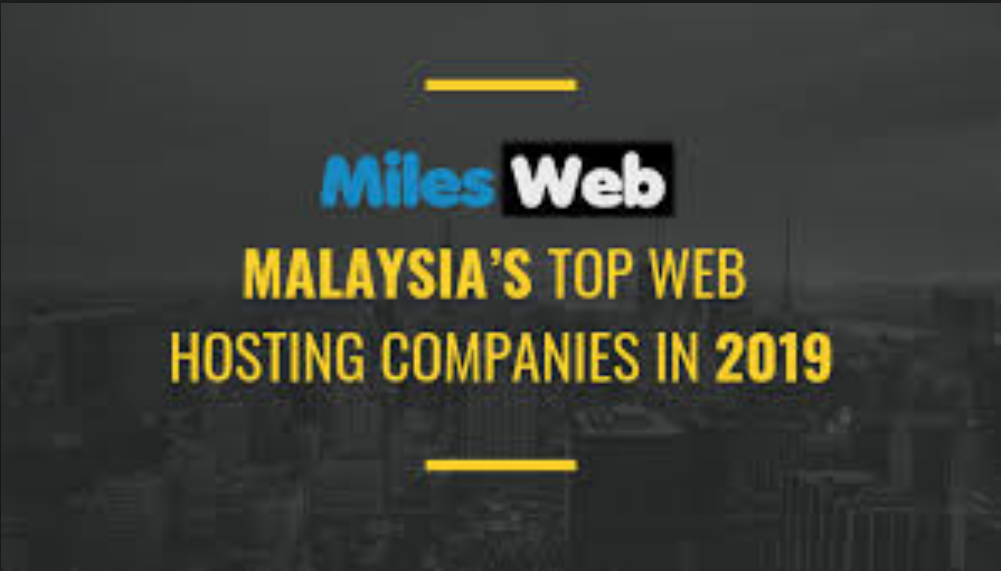 Malaysia's Top Web Hosting Companies In 2019