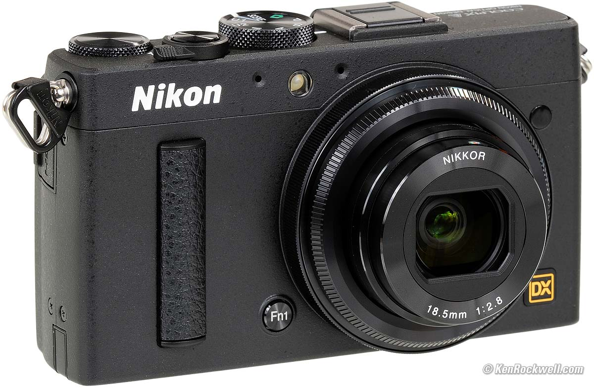 Nikon Coolpix A1000 Review