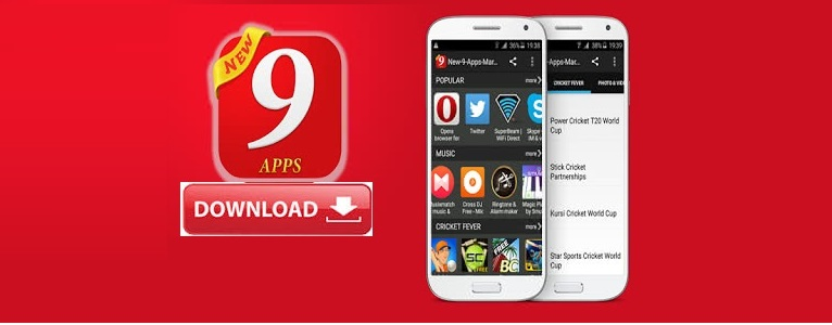 9apps Install Download