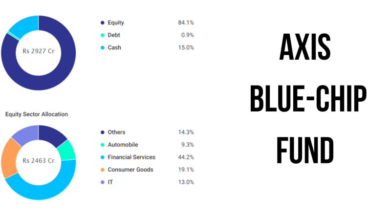 What is the meaning and significance of Axis Bluechip Funds?