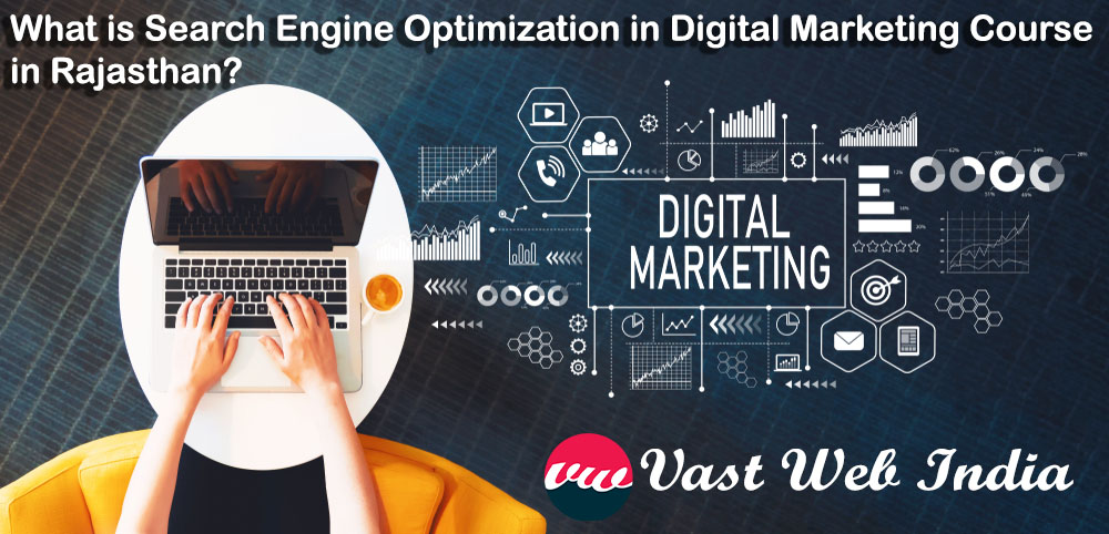 What is Search Engine Optimization in Digital Marketing Course in Rajasthan?
