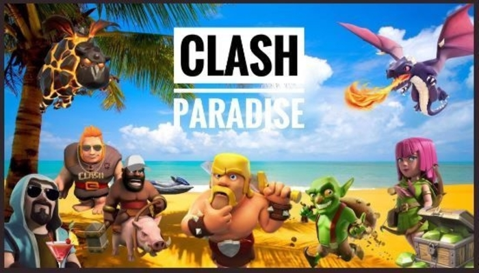 Clash of Paradise Latest Private Server 2020